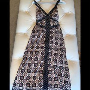 INC concepts maxi dress